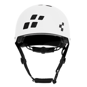Cube Dirt Helmet white